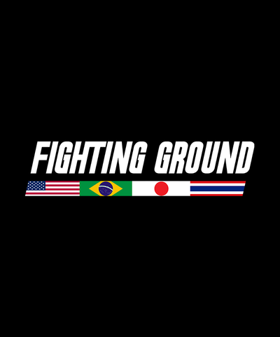 T-SHIRT 'FIGHTING GROUND'