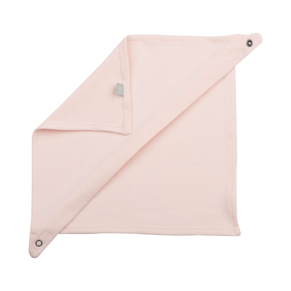 Bandana Bib Light Pink