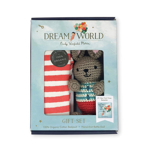 Gift Set Stripes & Bunny