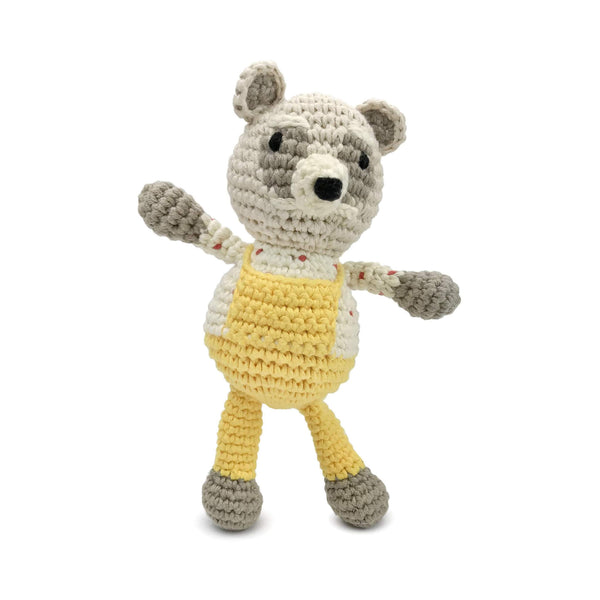Rattle Buddy Raccoon