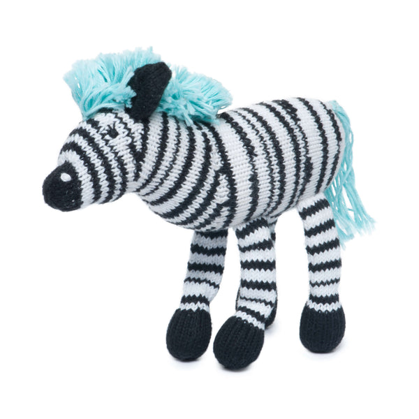 Rattle Daisy The Zebra
