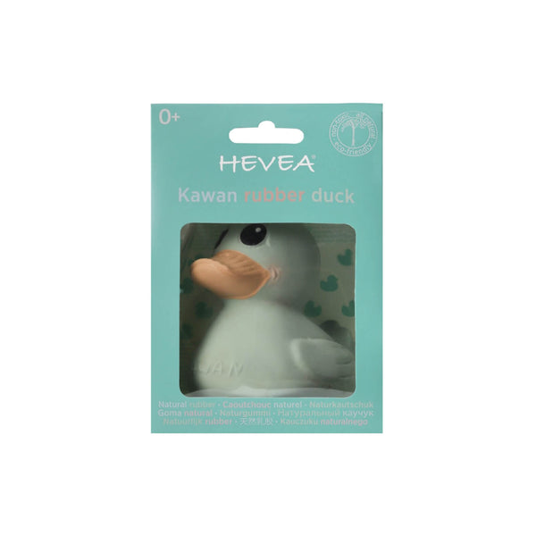 Kawan Mini Rubber Duck - Dusty Mint