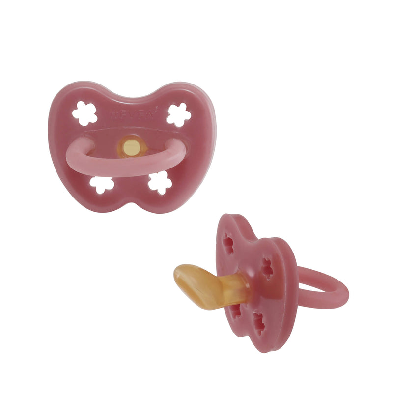 Hevea Pacifier, Orthodontic – Watermelon