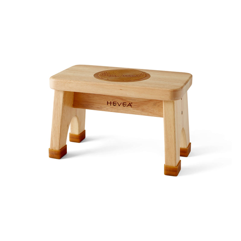 Rubberwood Stool Natural