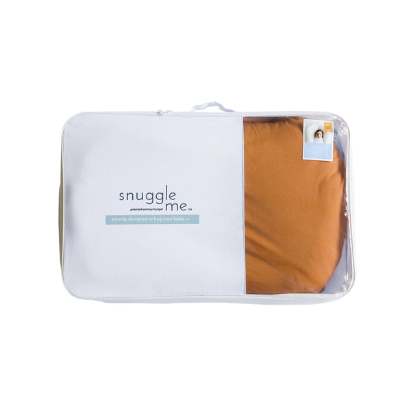 Snuggle Me Organic Patented Sensory Lounger for Baby Ember