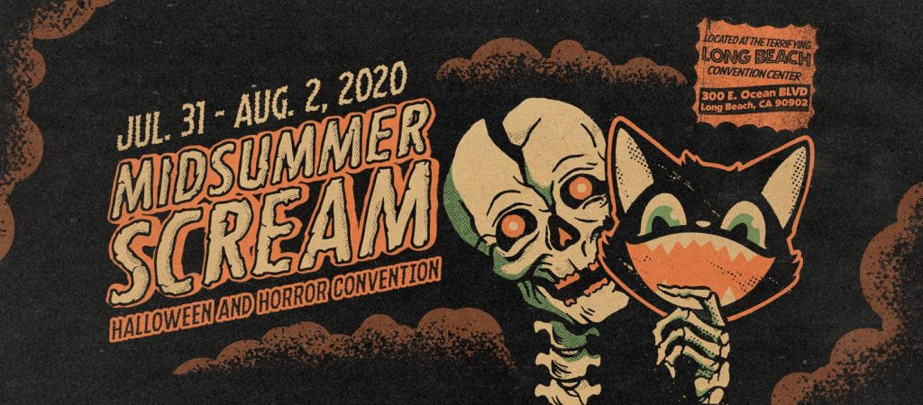 MIDSUMMER SCREAM HORROR AND HALLOWEEN CONVENTION