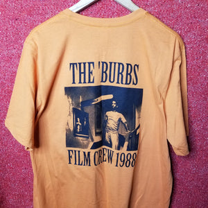 BURBS - NIGHTMARE [XL] orange - Discount Cemetery