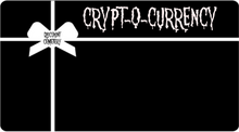 Load image into Gallery viewer, Crypt-O-Currency Gift Card - Discount Cemetery