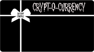 Crypt-O-Currency Gift Card - Discount Cemetery