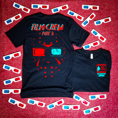 PART III FILM CREW bundle - Discount Cemetery
