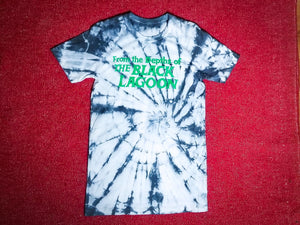 TIE DIE FROM THE DEPTHS graphite black - Discount Cemetery