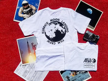 Load image into Gallery viewer, KUBRICK MOON LANDING FILM CREW white - Discount Cemetery