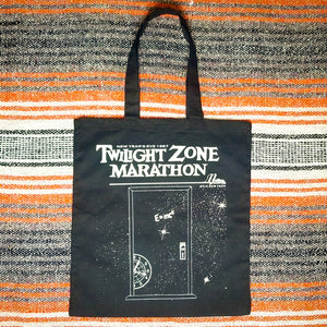 SERLING 1987 Tote Bag - Discount Cemetery