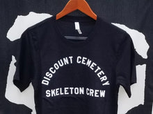 Load image into Gallery viewer, SKELETON CREW shirt - Discount Cemetery