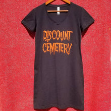 Load image into Gallery viewer, DISCOUNT CEMETERY  dress - Discount Cemetery