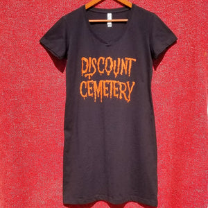 DISCOUNT CEMETERY  dress - Discount Cemetery