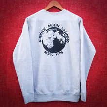 Load image into Gallery viewer, KUBRICK MOON LANDING grey sweatshirt - Discount Cemetery