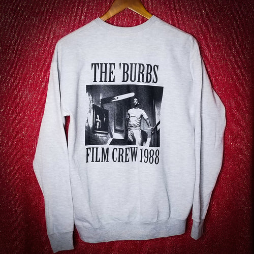 THE 'BURBS sweatshirt - Discount Cemetery