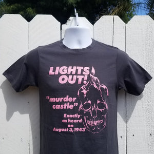 LIGHTS OUT! charcoal - Discount Cemetery