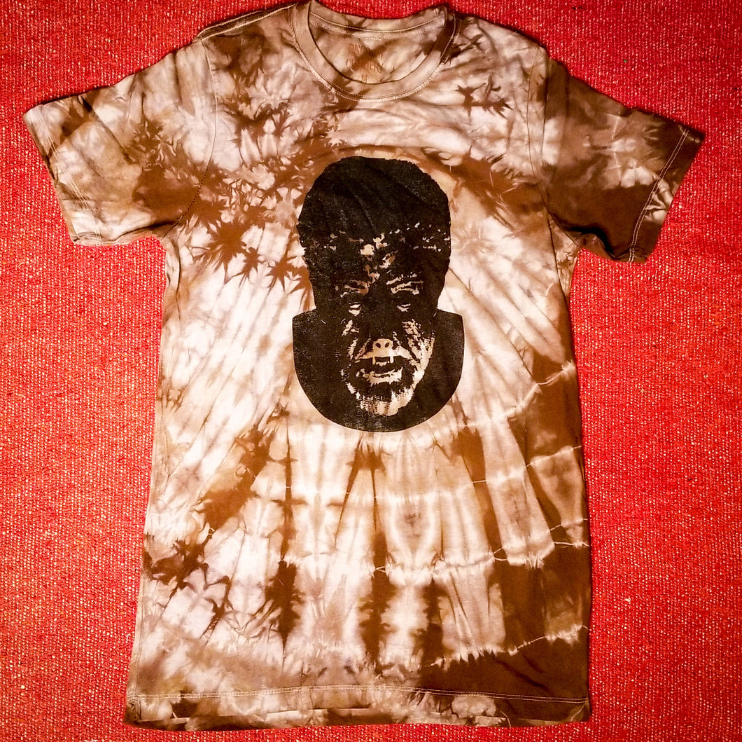 TIE DIE LON chocolate brown - Discount Cemetery
