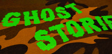 Load image into Gallery viewer, Ghost Stories! - Green x Camo - Discount Cemetery