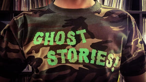 Ghost Stories! - Green x Camo - Discount Cemetery