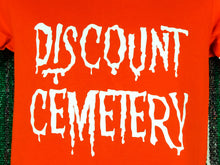 Load image into Gallery viewer, Vintage Jersey - Discount Cemetery - Orange - Discount Cemetery