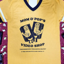 Load image into Gallery viewer, MOM AND POP'S VIDEO vintage jersey - Discount Cemetery