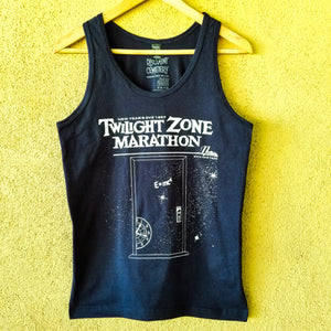 SERLING 1987 tank top midnight blue - Discount Cemetery