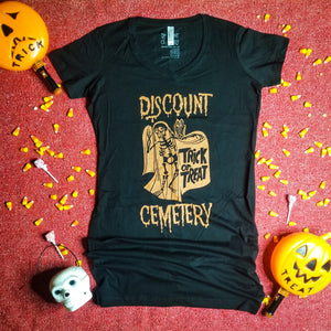 TRICK OR TREAT dress - Discount Cemetery