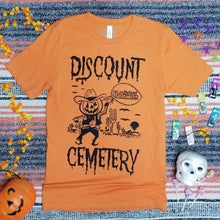 Load image into Gallery viewer, DEFEND HALLOWEEN orange - Discount Cemetery