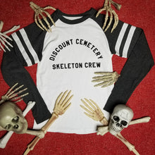 Load image into Gallery viewer, SKELETON CREW longsleeve smoke - Discount Cemetery