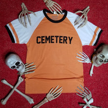 Load image into Gallery viewer, GROUNDSKEEPER jersey pumpkin - Discount Cemetery