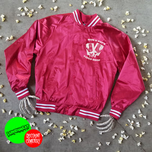 MOM AND POP'S VIDEO dugout jacket - Discount Cemetery