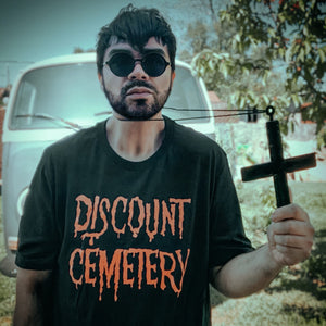 DISCOUNT CEMETERY candy corn - Discount Cemetery