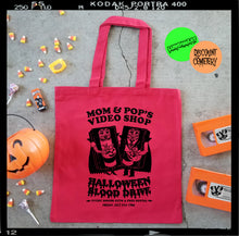 Load image into Gallery viewer, MOM & POP'S HALLOWEEN '86 tote bag - Discount Cemetery