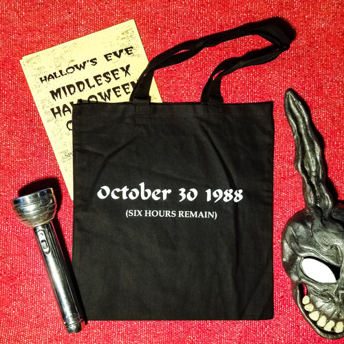 WAKE UP tote bag - Discount Cemetery