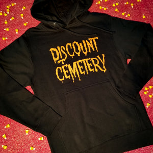 DISCOUNT CEMETERY hoodie - Discount Cemetery