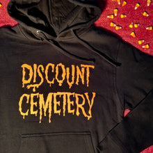 Load image into Gallery viewer, DISCOUNT CEMETERY hoodie - Discount Cemetery