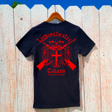 Load image into Gallery viewer, WINCHESTER shirt & koozie bundle - Discount Cemetery