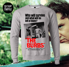 Load image into Gallery viewer, BURBS - RAY THIS IS WALTER sweatshirt - Discount Cemetery