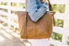 Traveler Tote - in Grey Outlaw