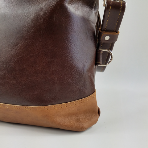Bucket Bag - Bourbon