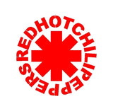 Red Hot Chili Peppers Band Vinyl Decal Car Window RHCP Logo Sticker Large Sizes