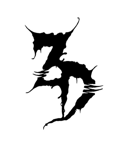 Zeds Dead Electro House DJ Vinyl Decal Laptop Speaker Car Window Sticker