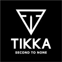 Tikka Rifles Firearms Logo Vinyl Decal Car Window Laptop Gun Case Sticker