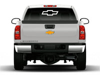 Chevy Bowtie Vinyl Decal Car Truck Window Chevrolet Sticker