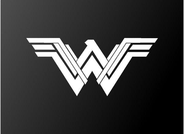New Wonder Woman 2017 Movie Symbol Vinyl Decal Car Window Laptop Logo Sticker
