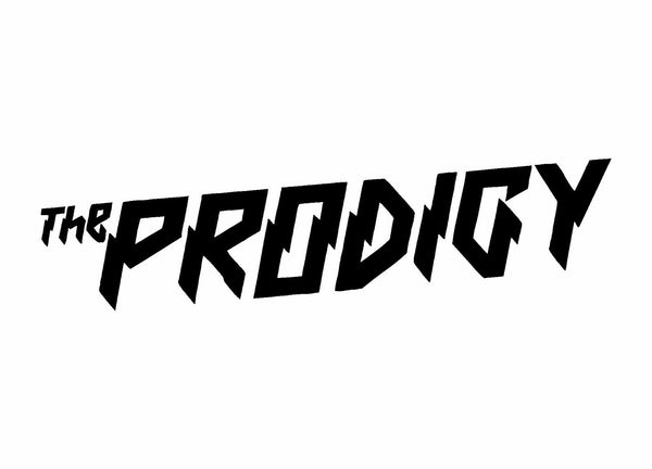 The Prodigy Electro Industrial Techno Rave Vinyl Decal Car Window Laptop Sticker