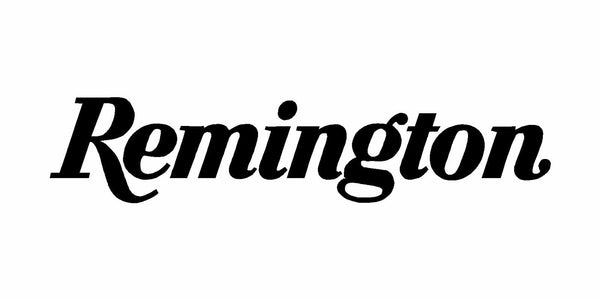 Remington Firearms Vinyl Decal Car Truck Window Gun Case Rifle Gun Logo Sticker